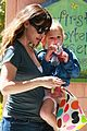 jennifer garner violet affleck school 01