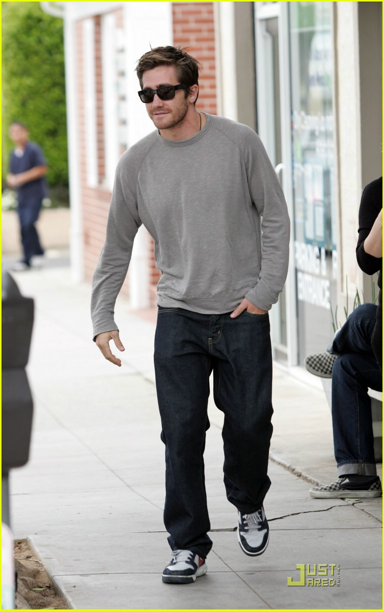 jake gyllenhaal stephen gaghan cafe luxxe 021878751