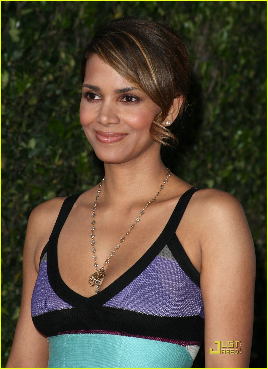 halle berry supports the soloist 11