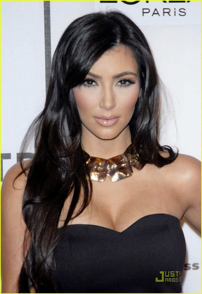 kim kardashian back black 071885161