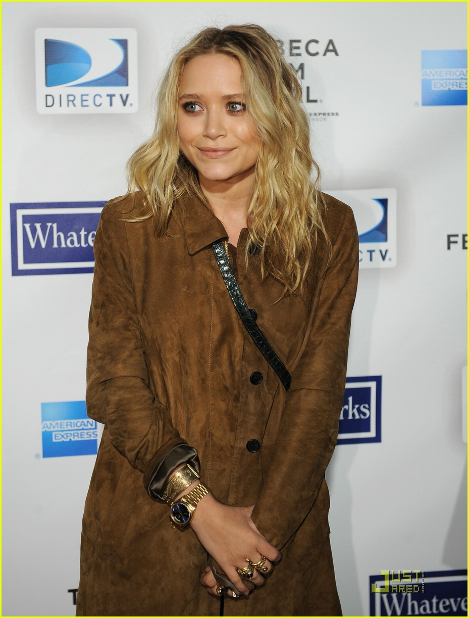 mary kate olsen whatever works 13