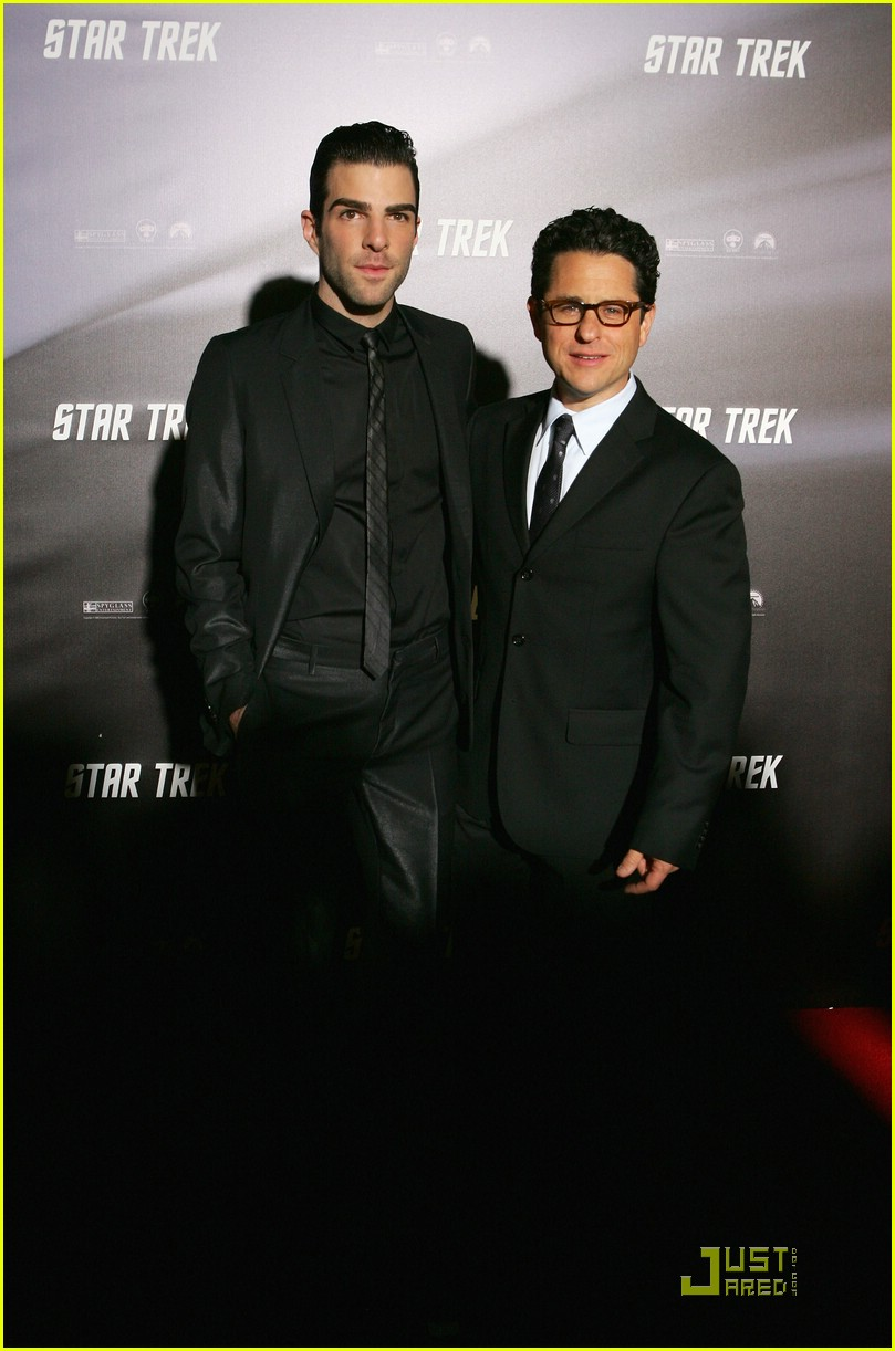 chris pine zachary quinto star trek world premiere 17
