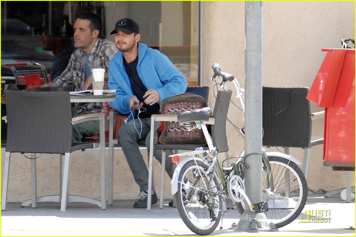 shia labeouf ice cream 14