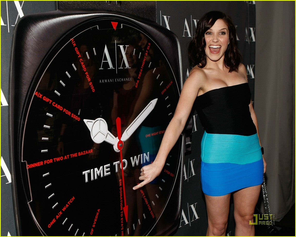 sophia bush ax watches 00
