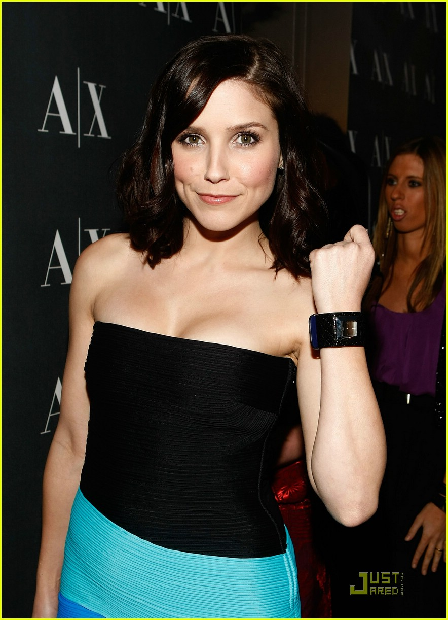 sophia bush ax watches 03