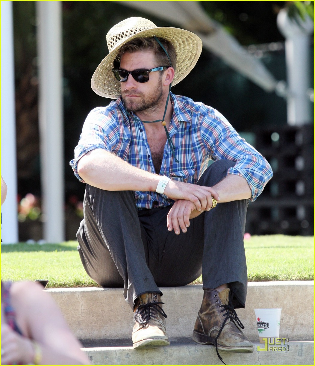 scott speedman coachella 06