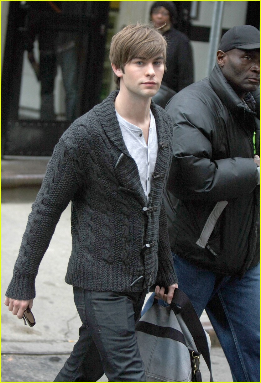 Ed Westwick And Chace Crawford Ed westwick chace crawford 04