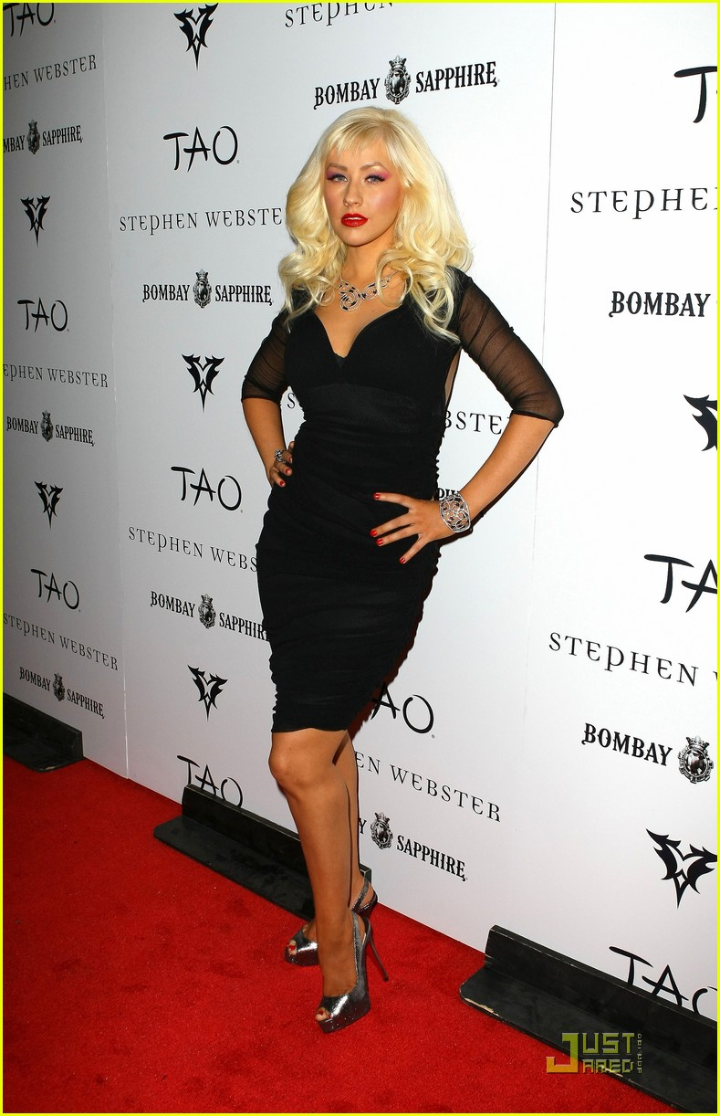 christina aguilera stephen webster 081955231