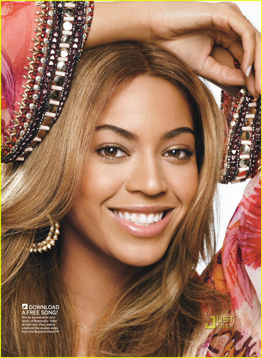 beyonce self magazine june 2009 021935981