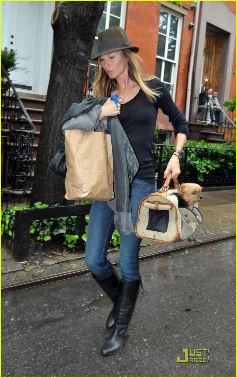 gisele bundchen greenwich village 06