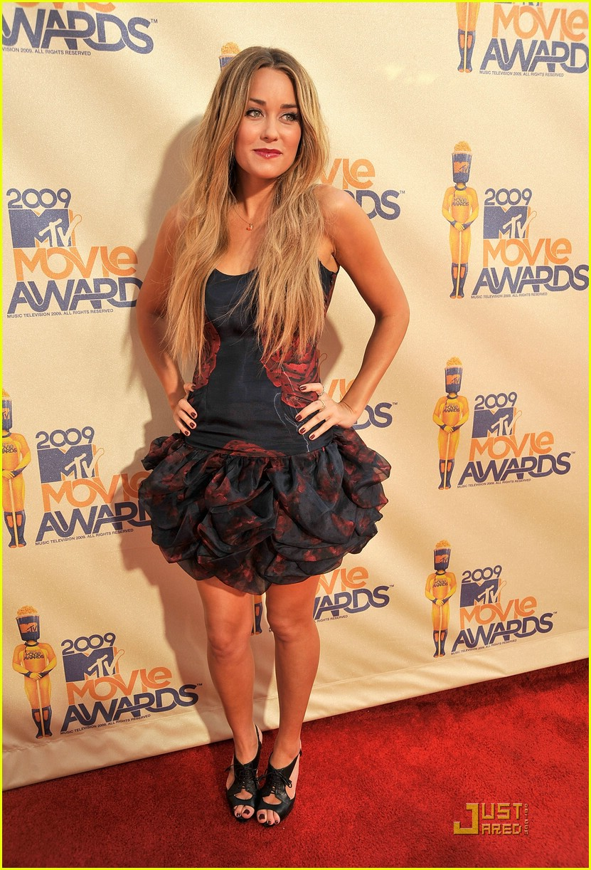 lauren conrad mtv movie awards 2009 05