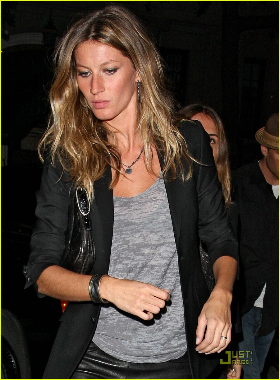 tom brady gisele bundchen sping fling 051895891