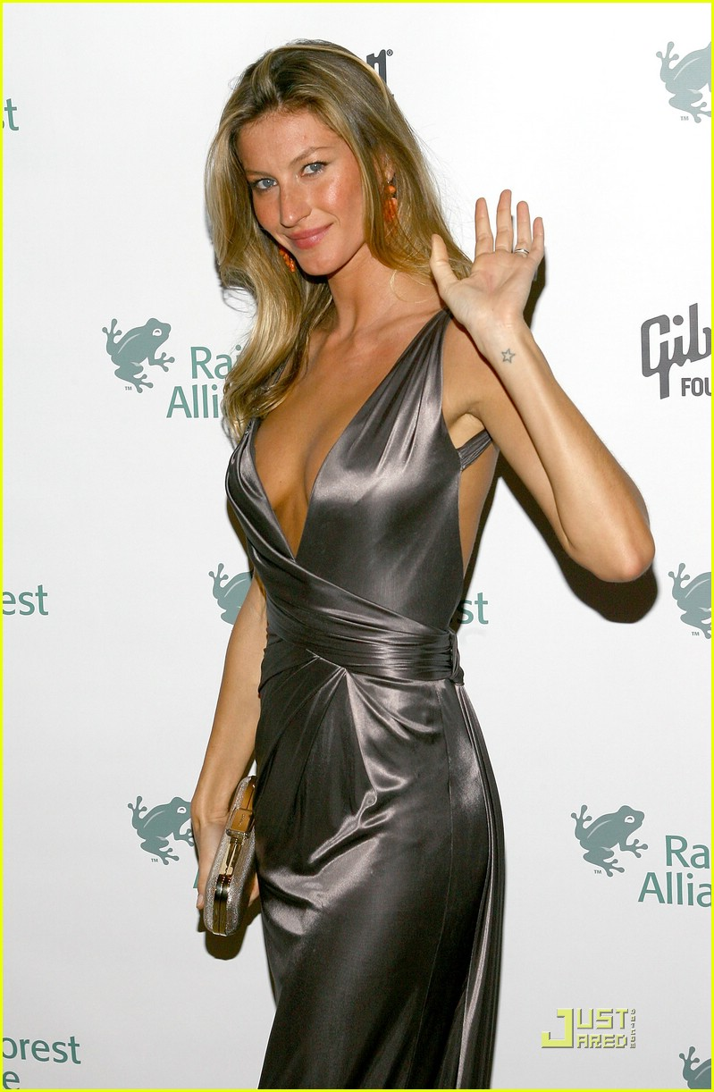 gisele bundchen rainforest alliance 08