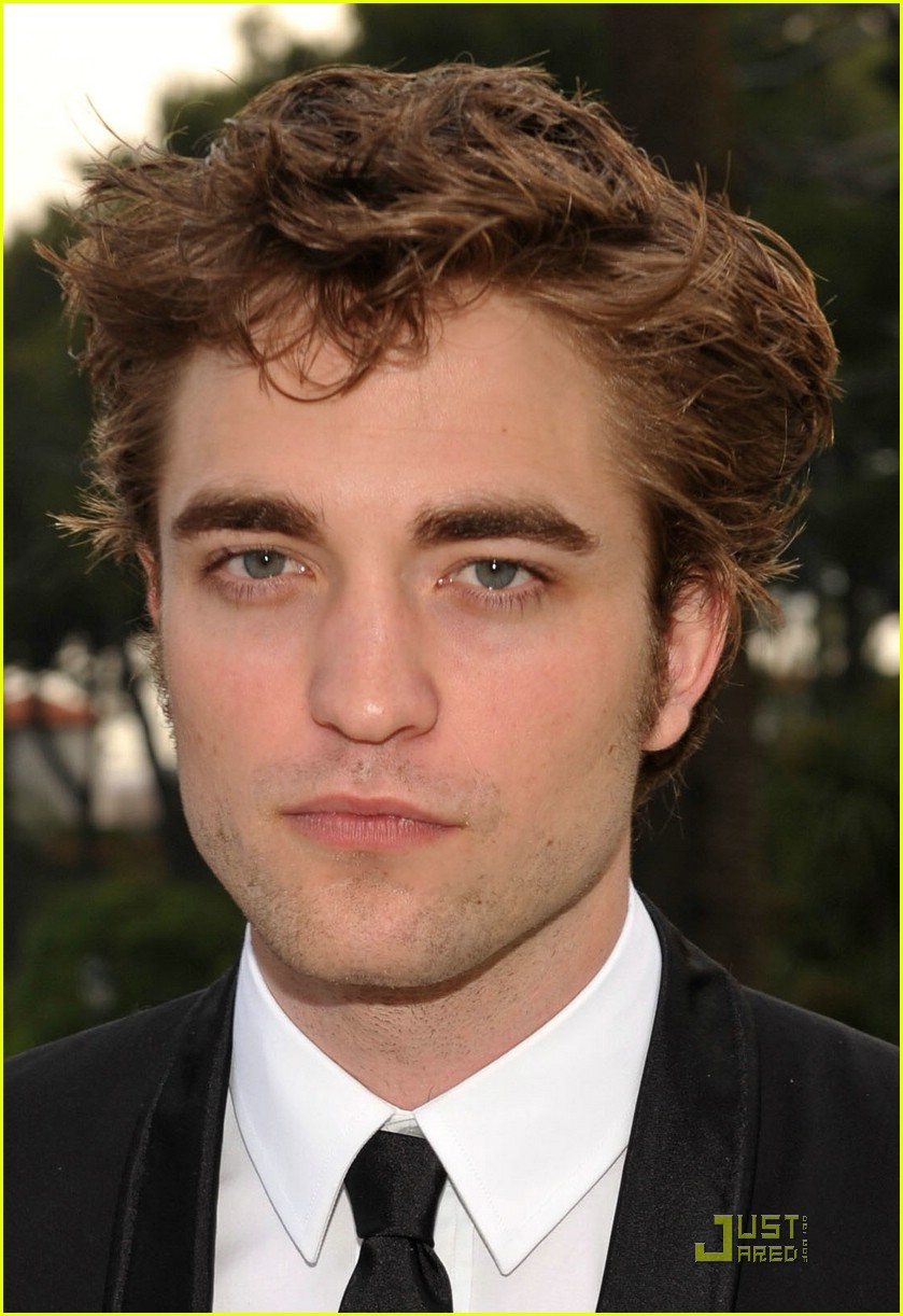 robert pattinson amfar 07