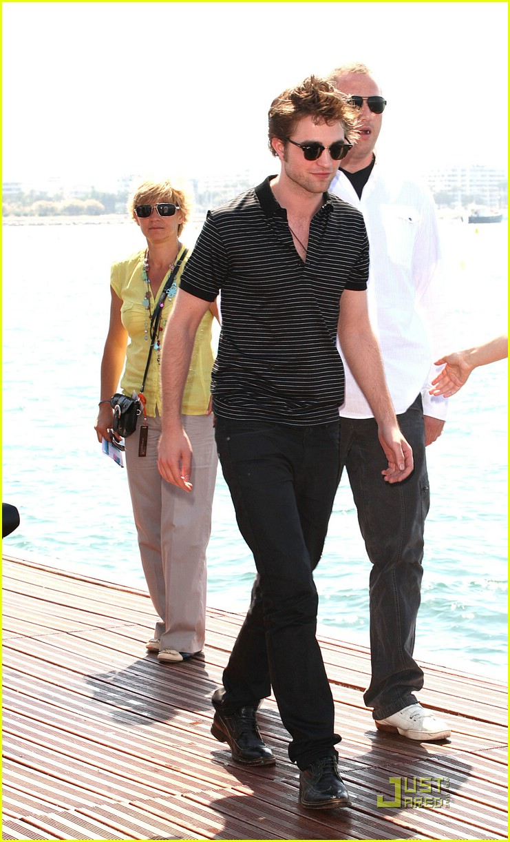 robert pattinson cannes film festival 14