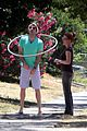 zachary quinto hula hoop 10