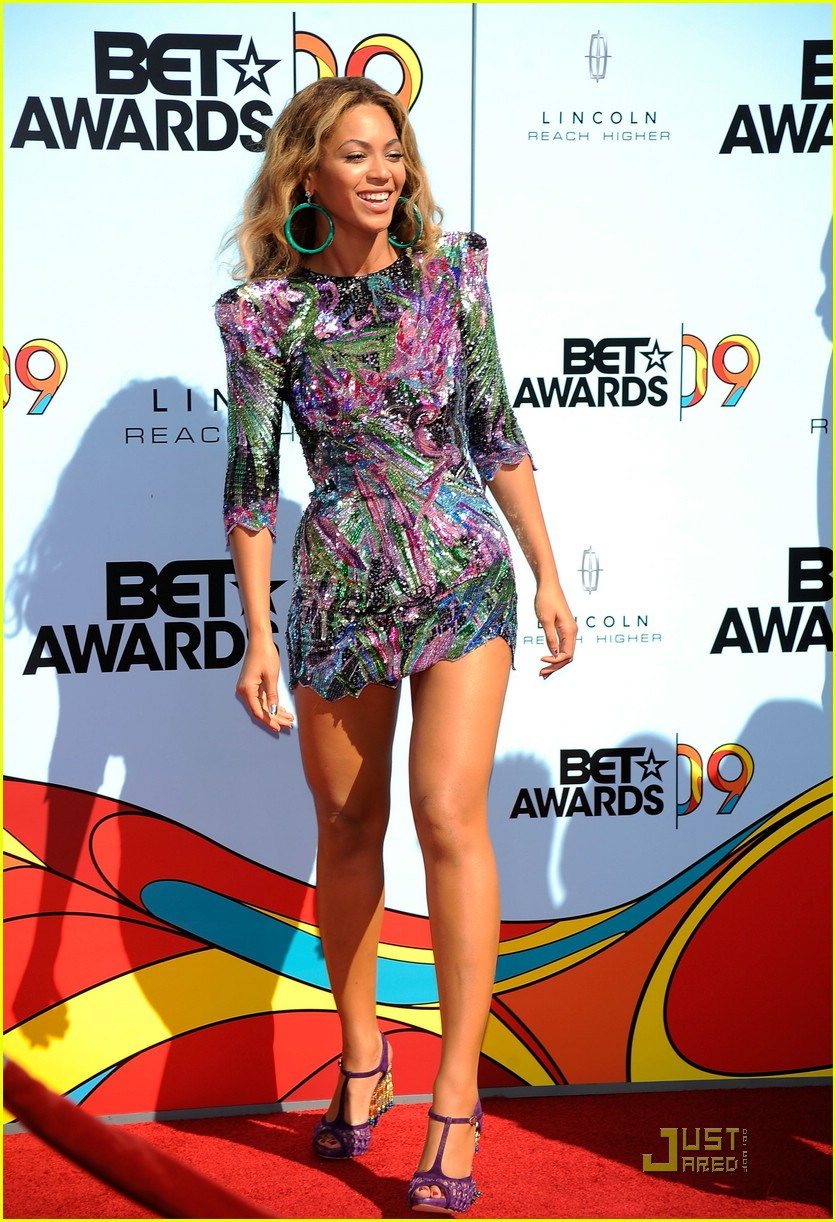 beyonce bet awards 2009 02