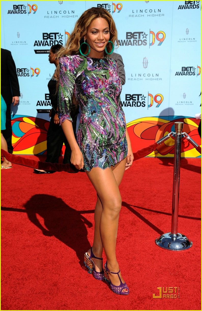 beyonce bet awards 2009 092018681