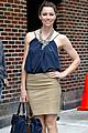 jessica biel loves letterman 06