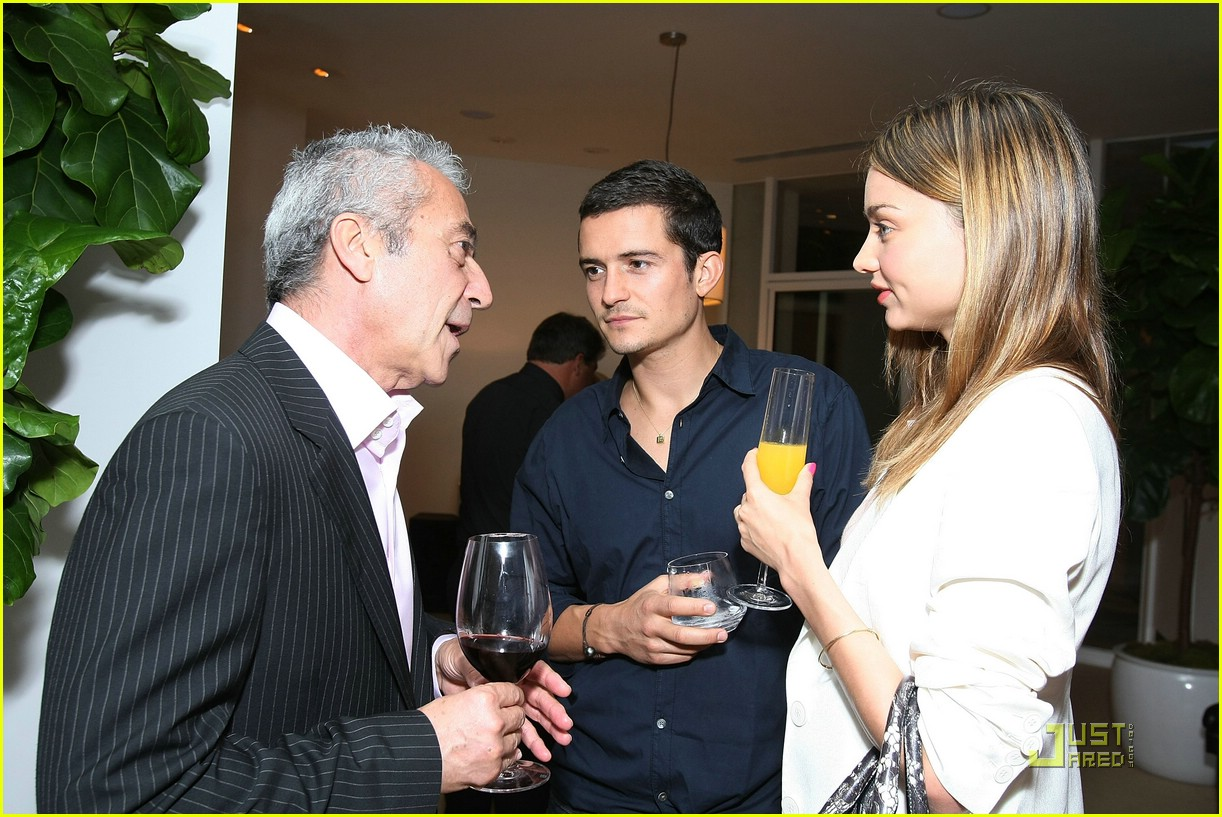 orlando bloom miranda kerr out audi 09