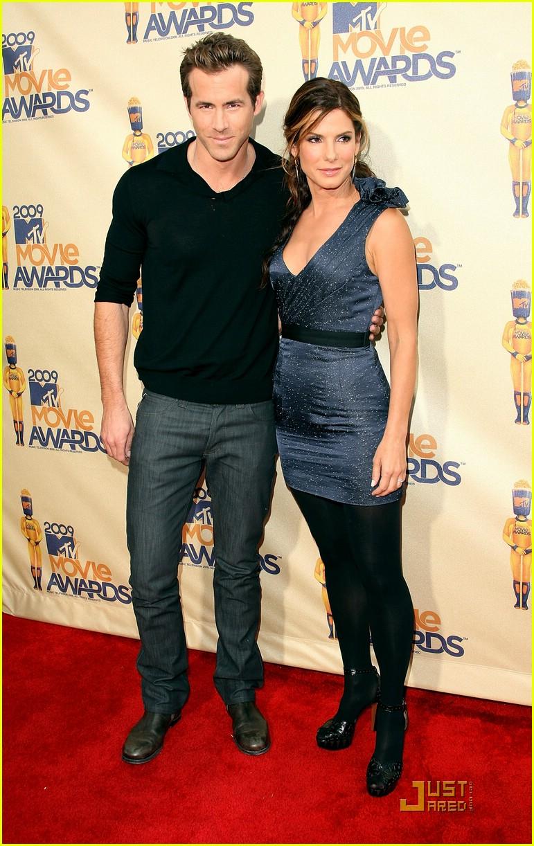 Full Sized Photo of sandra bullock mtv movie awards 2009 ... Sandra Bullock Children