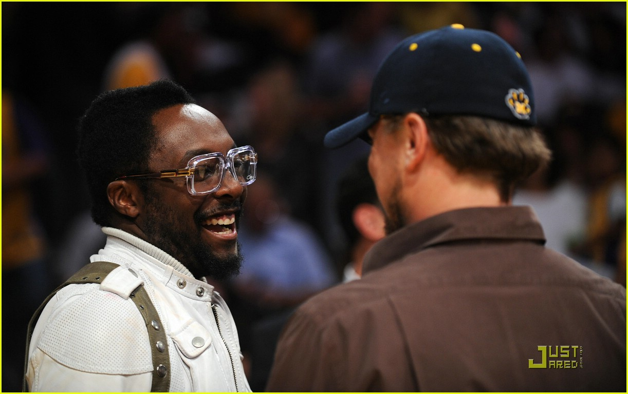 leonardo dicaprio is keen on kobe 10