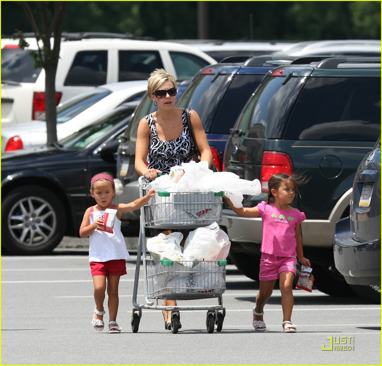 kate gosselin giant supermarket 08