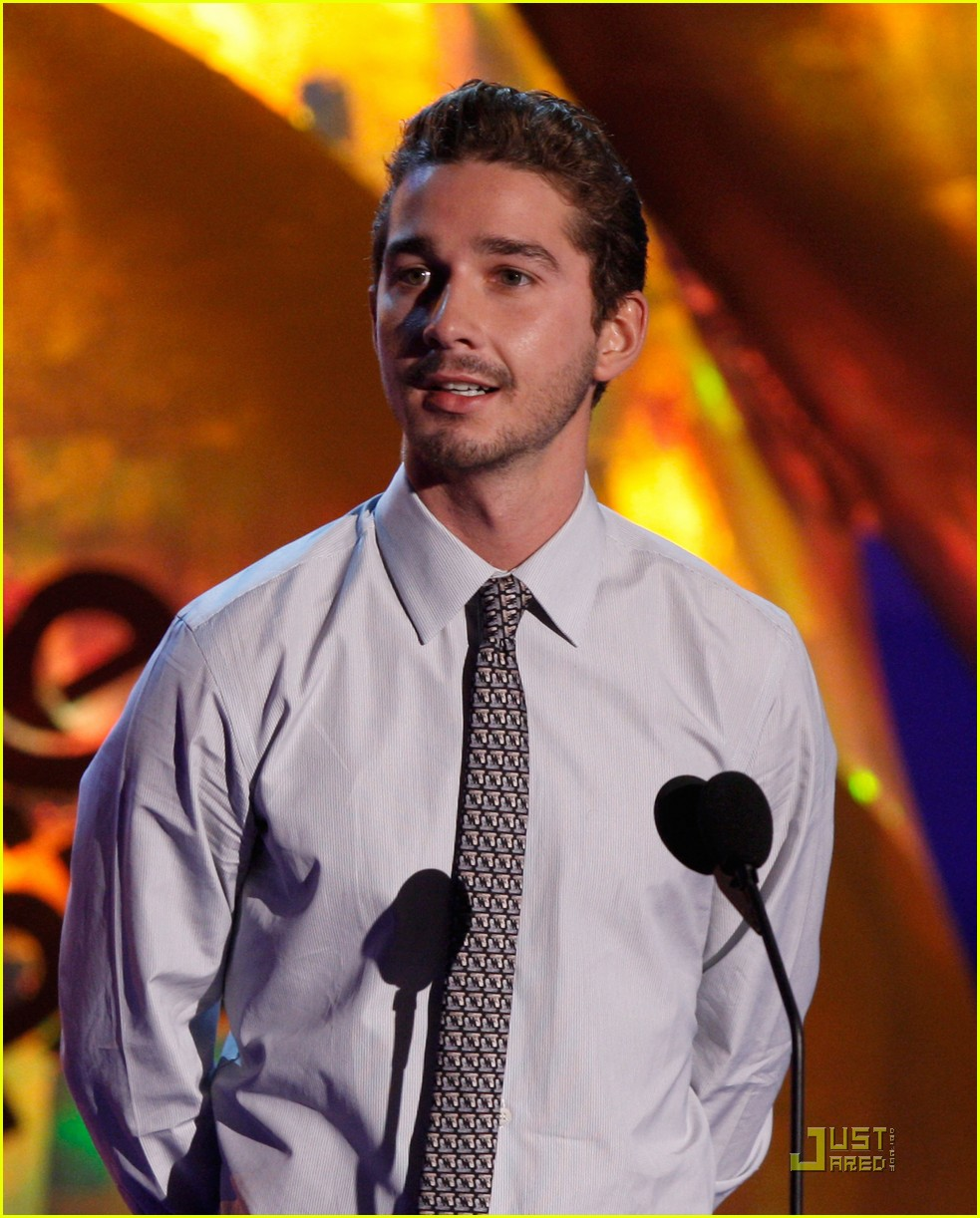 shia labeouf davidson mtv 09