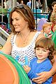 mariska hargitay baby buggy bedtime bash 06