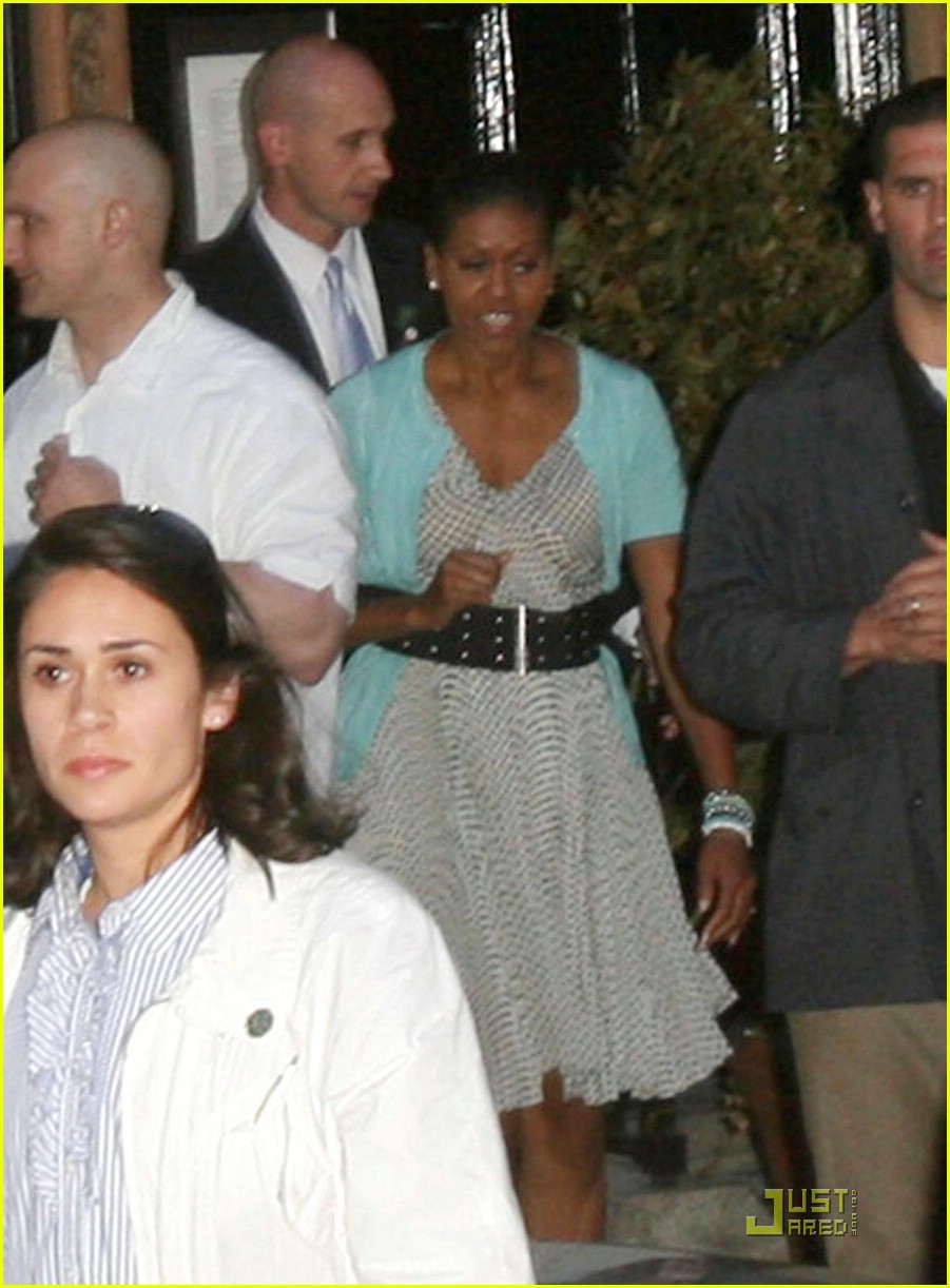 michelle obama london lady 02