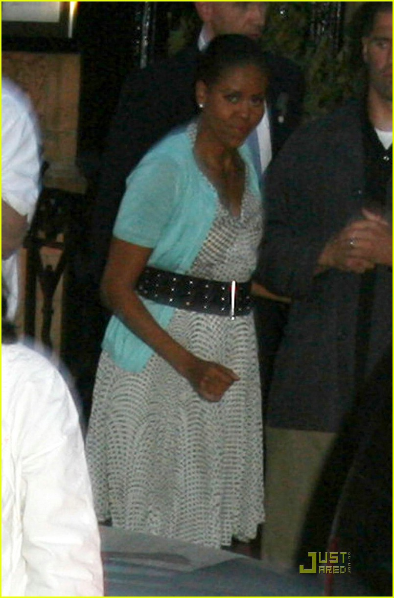 michelle obama london lady 04