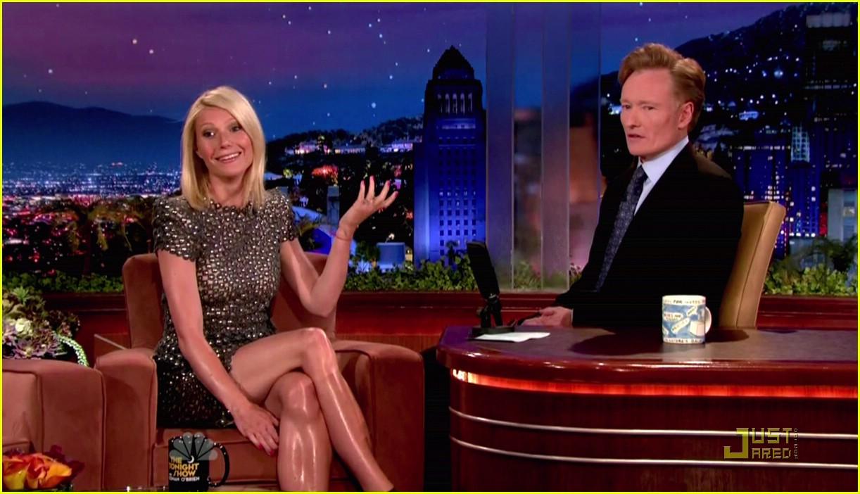 Gwyneth Paltrow's Legs