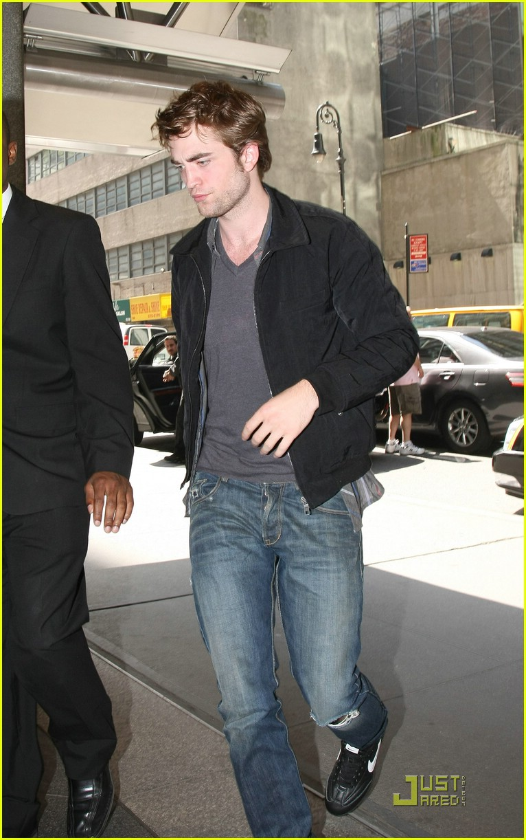 robert pattinson mtv movie awards 2009 09