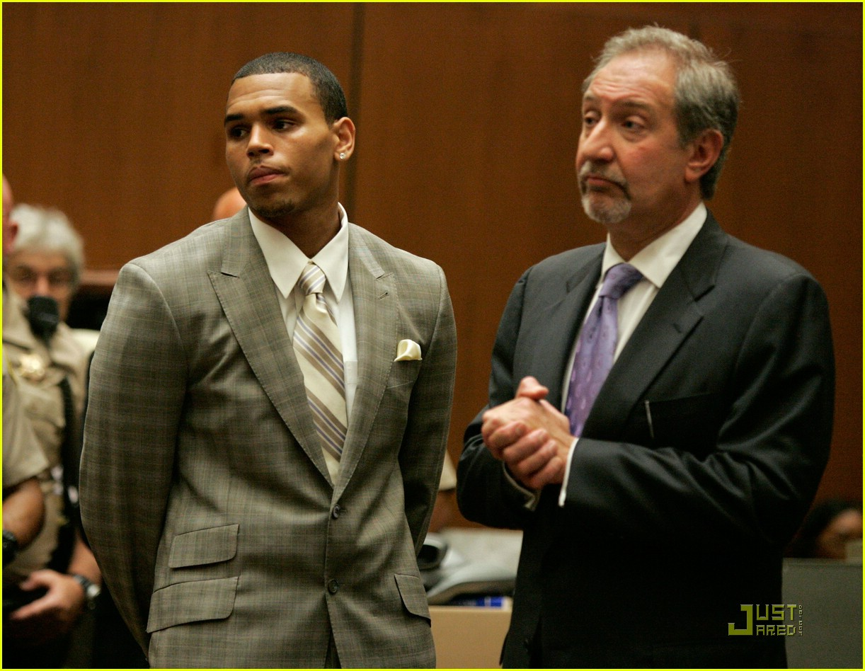 rihanna chris brown court 07