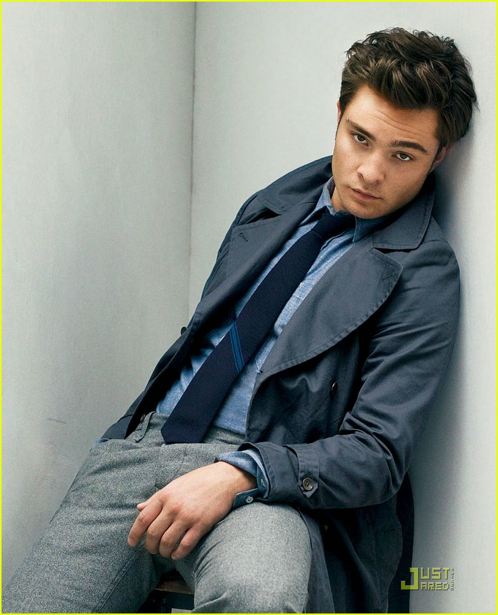 ed westwick gq magazine fall fashion 01