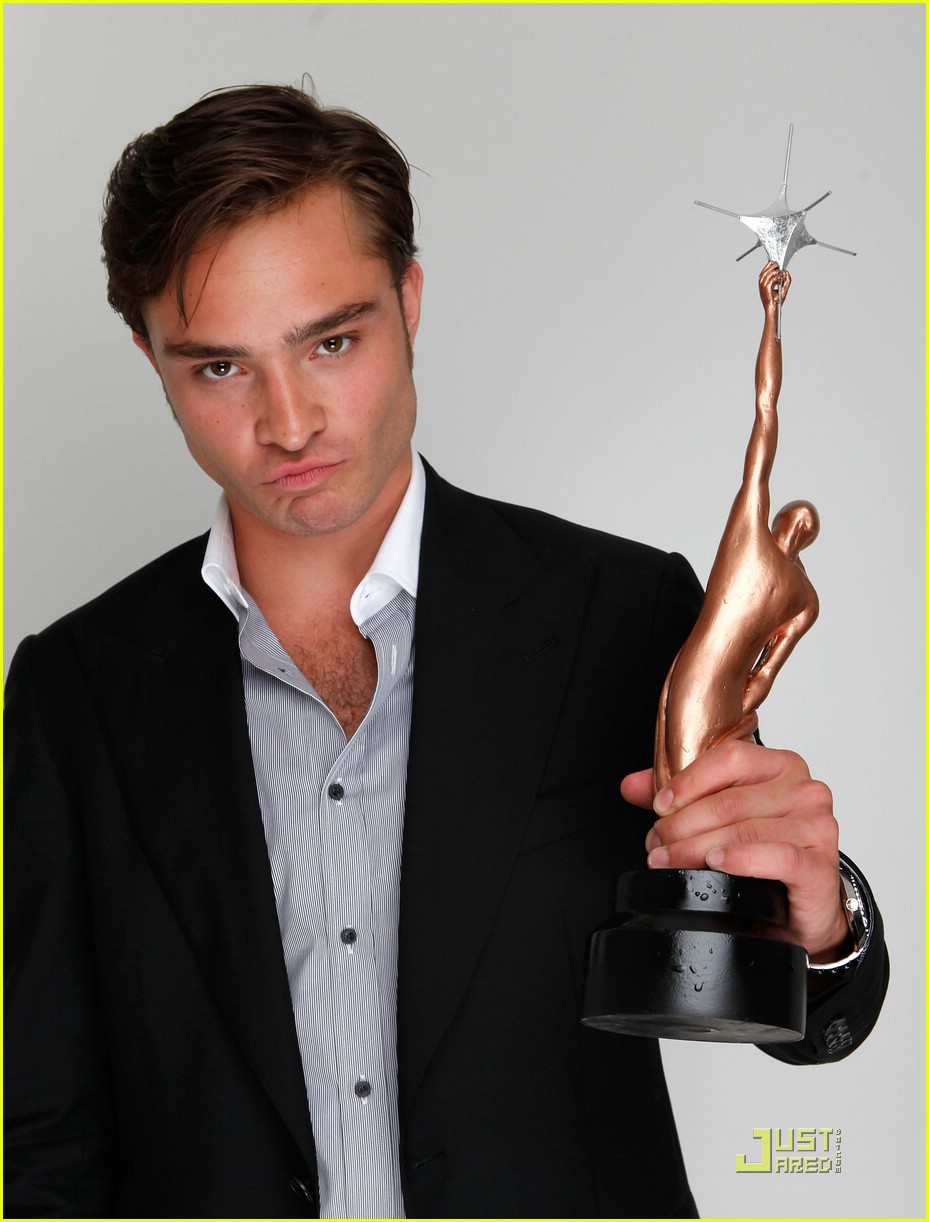 ed westwick young hollywood awards 02