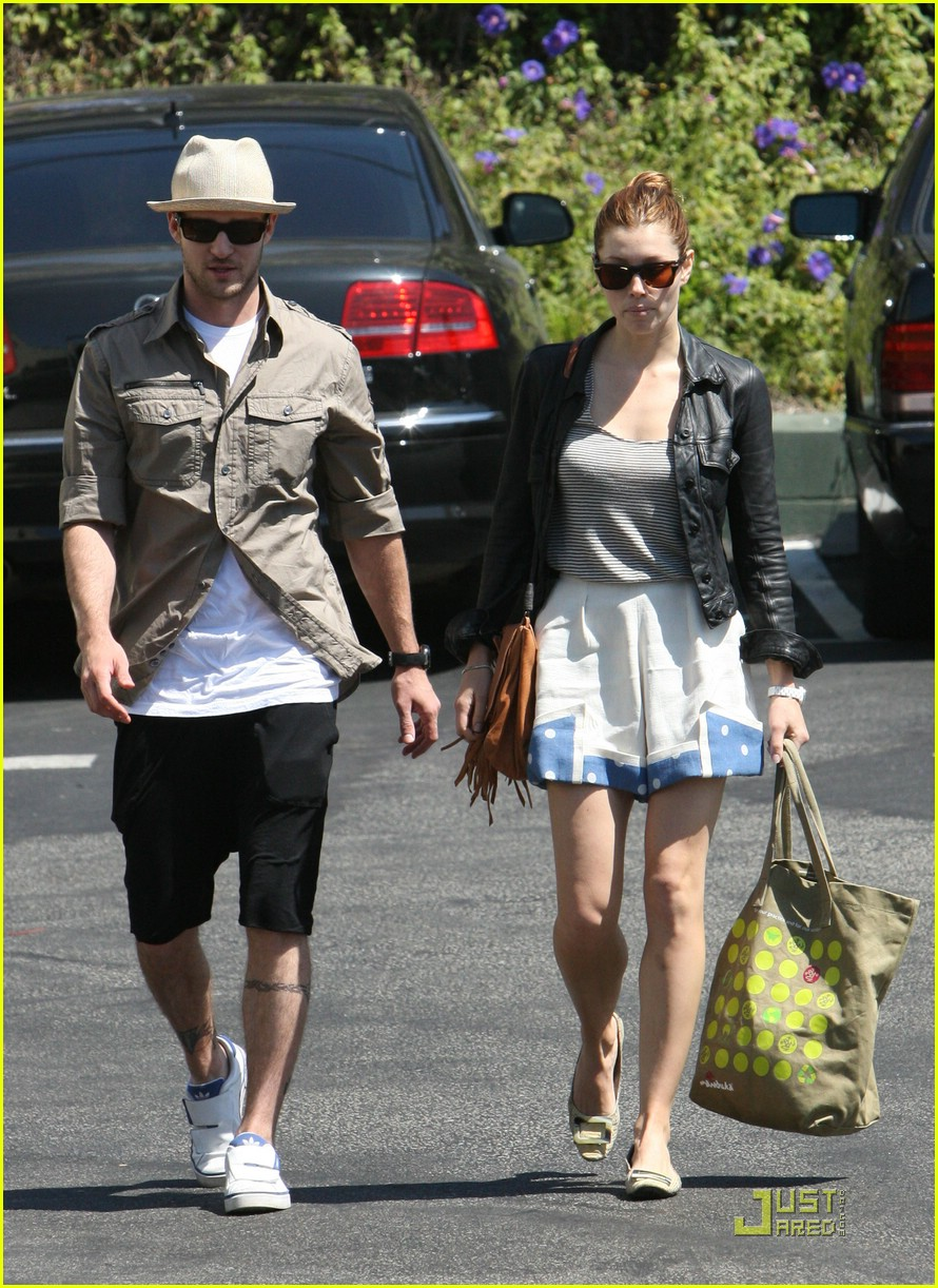 justin timberlake jessica biel fourth of july 11