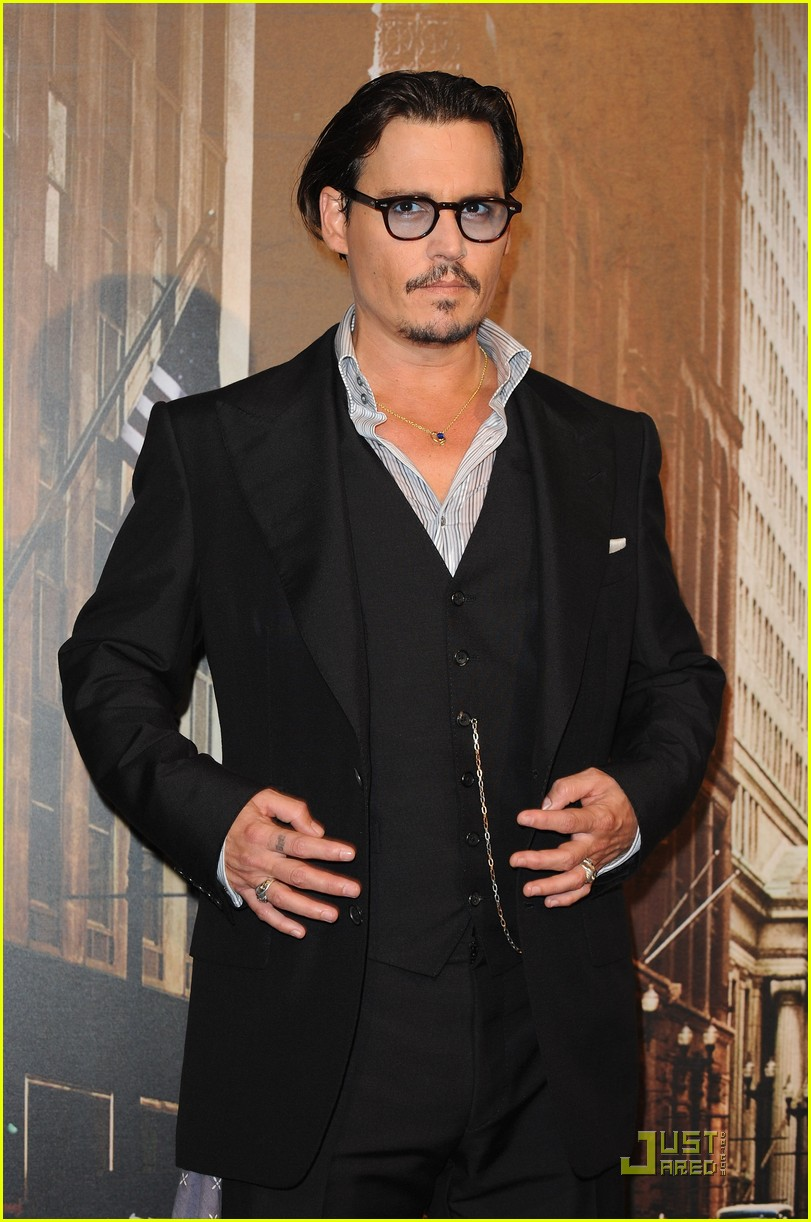 johnny depp paris public 082027621