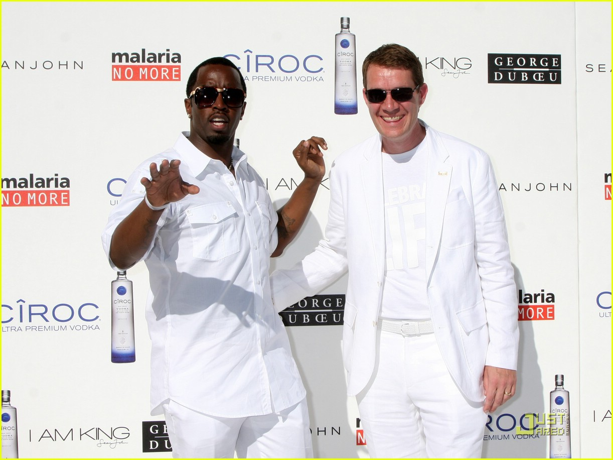 diddy twins white party 11
