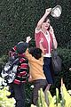 jennifer garner polka dot sweater 01