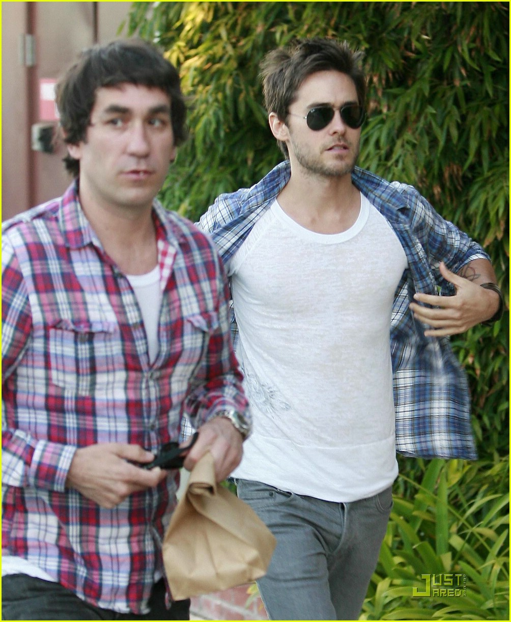 jared leto brent bolthouse fourth of july 07