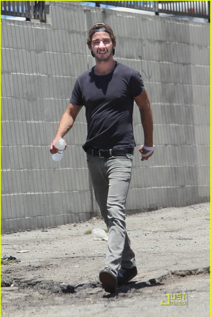 Full Sized Photo of shia labeouf calvin klein underwear 10 ... Shia Labeouf