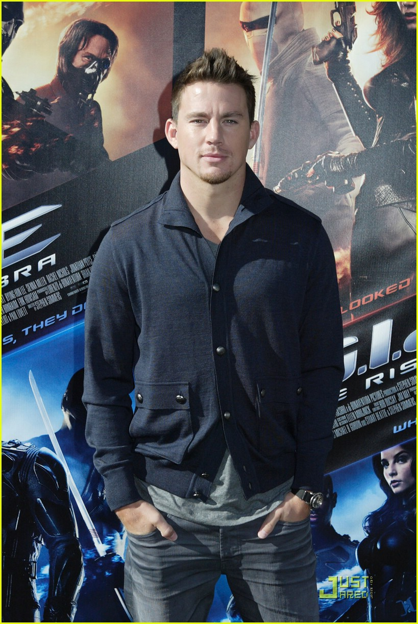 channing tatum go gi joe 052062731