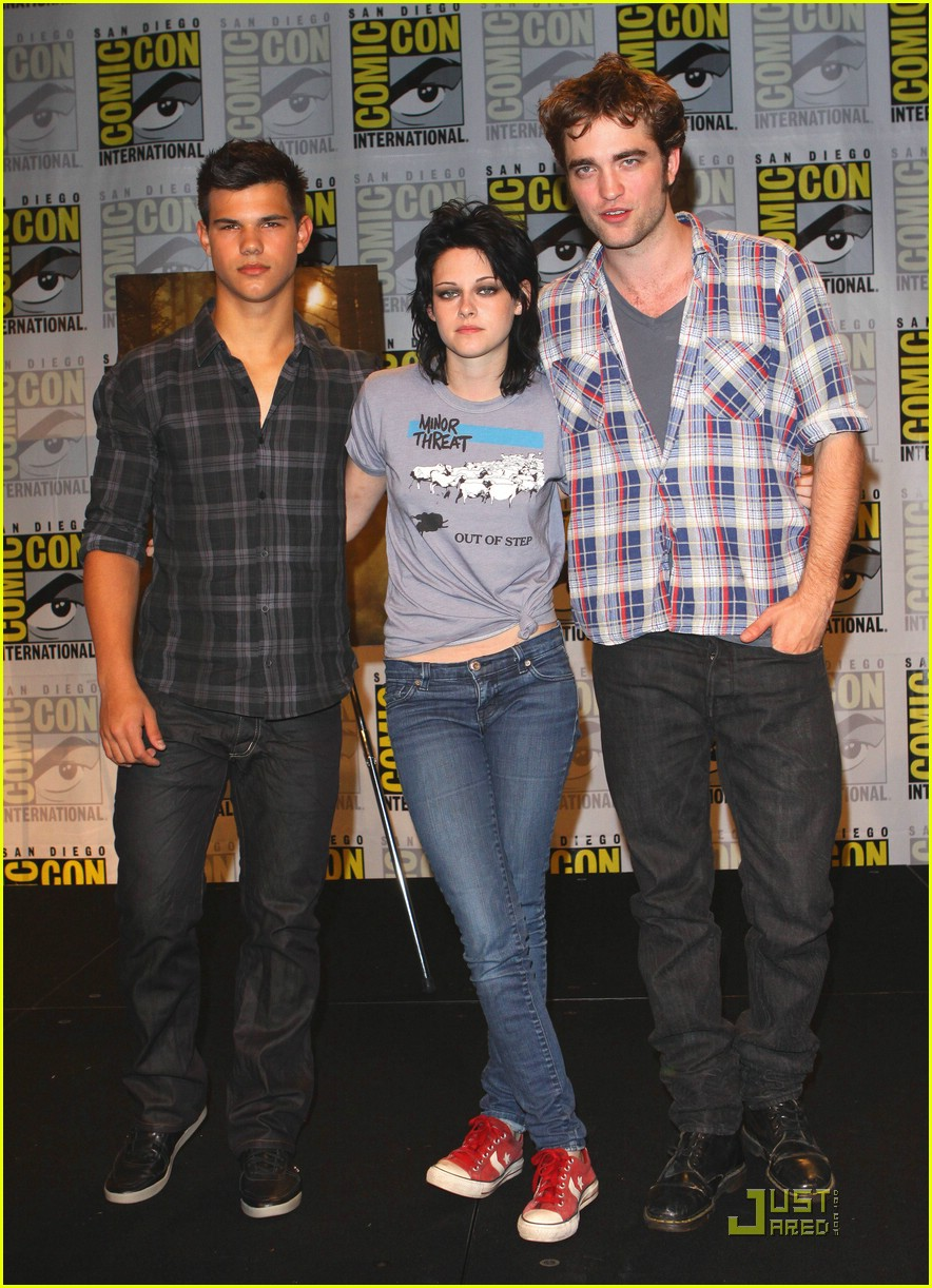 twilight cast comic con convention 012070921