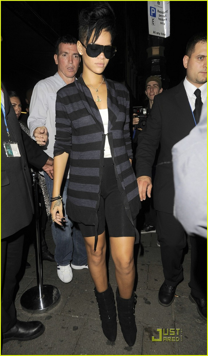 rihanna vendome mayfair nightclub 02