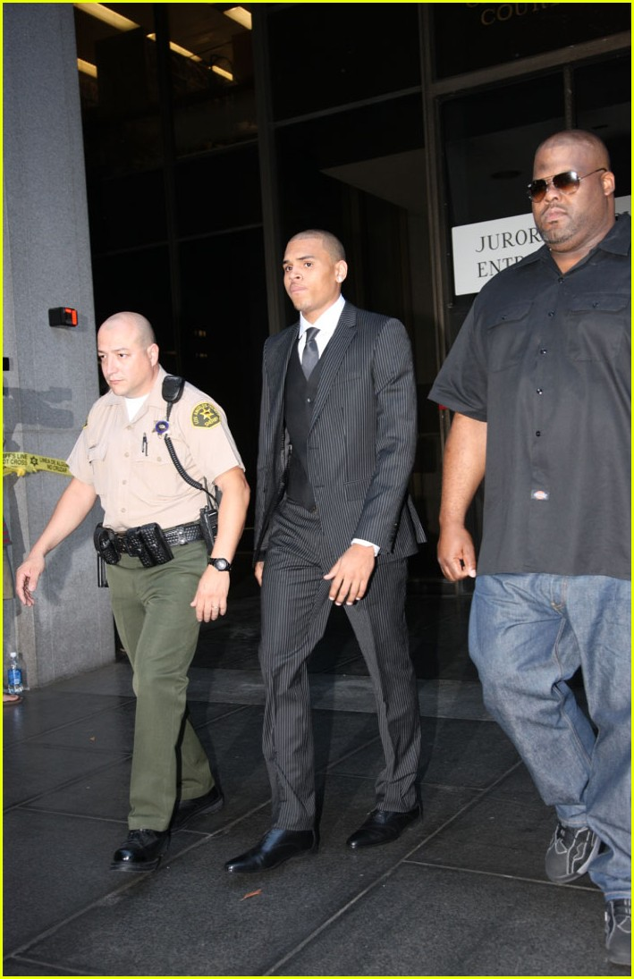 chris brown sentence 02.