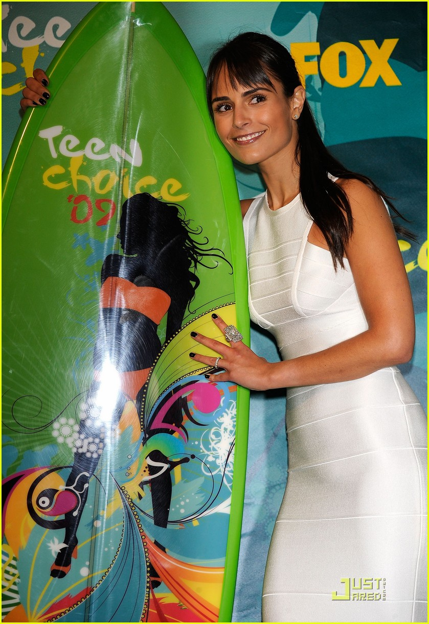 hugh jackman jordana brewster teen choice awards 18