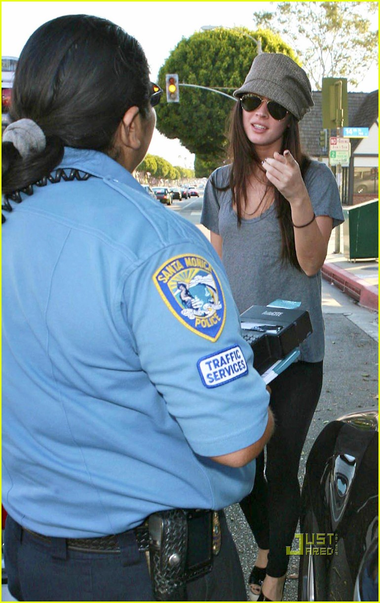 megan fox parking ticket 042167051