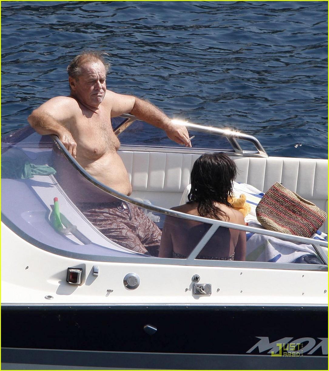 Jack Nicholson Slather...