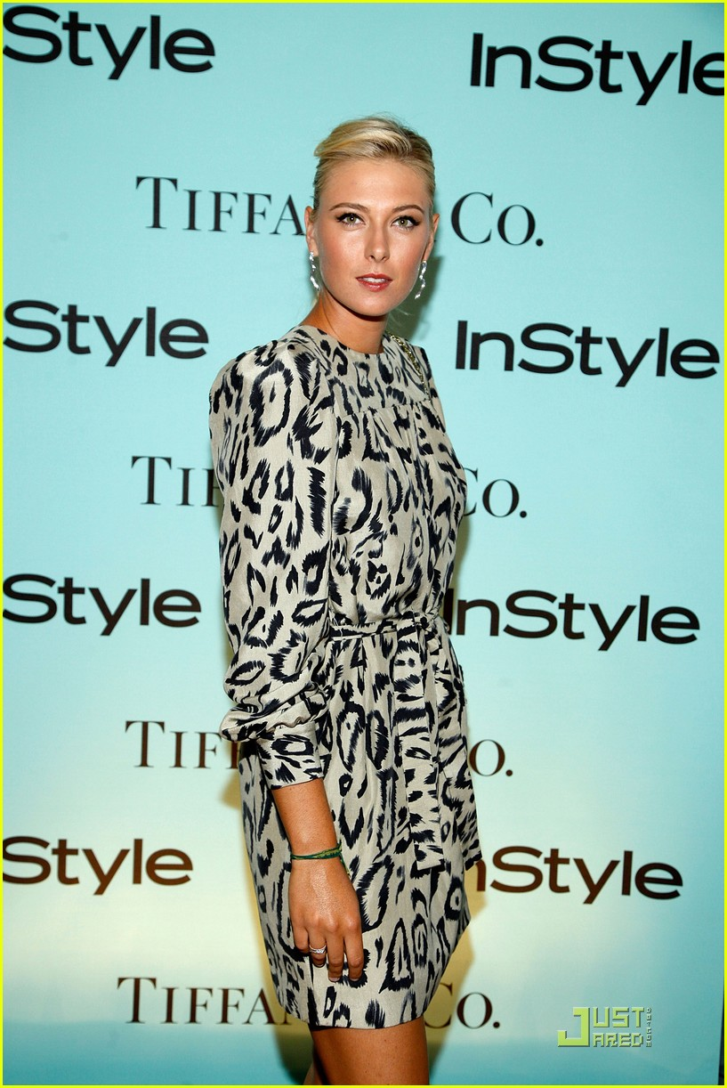 maria sharapova blake lively bash beauties 11